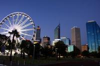 Perth skyline Stock photo [908064] Australia