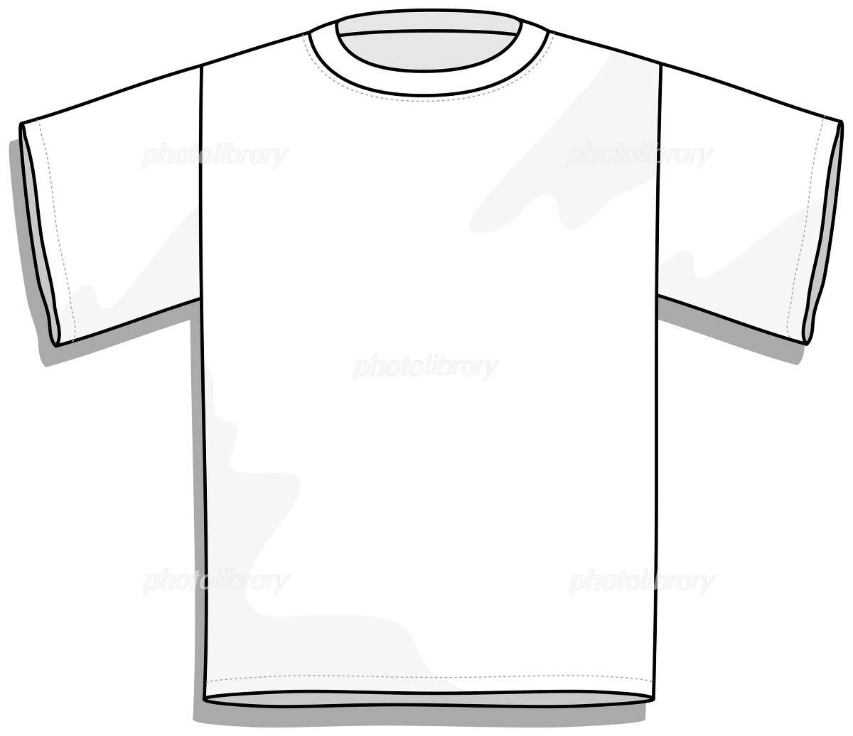 洗いざらしのtシャツ イラスト素材 1001463 フォトライブラリー