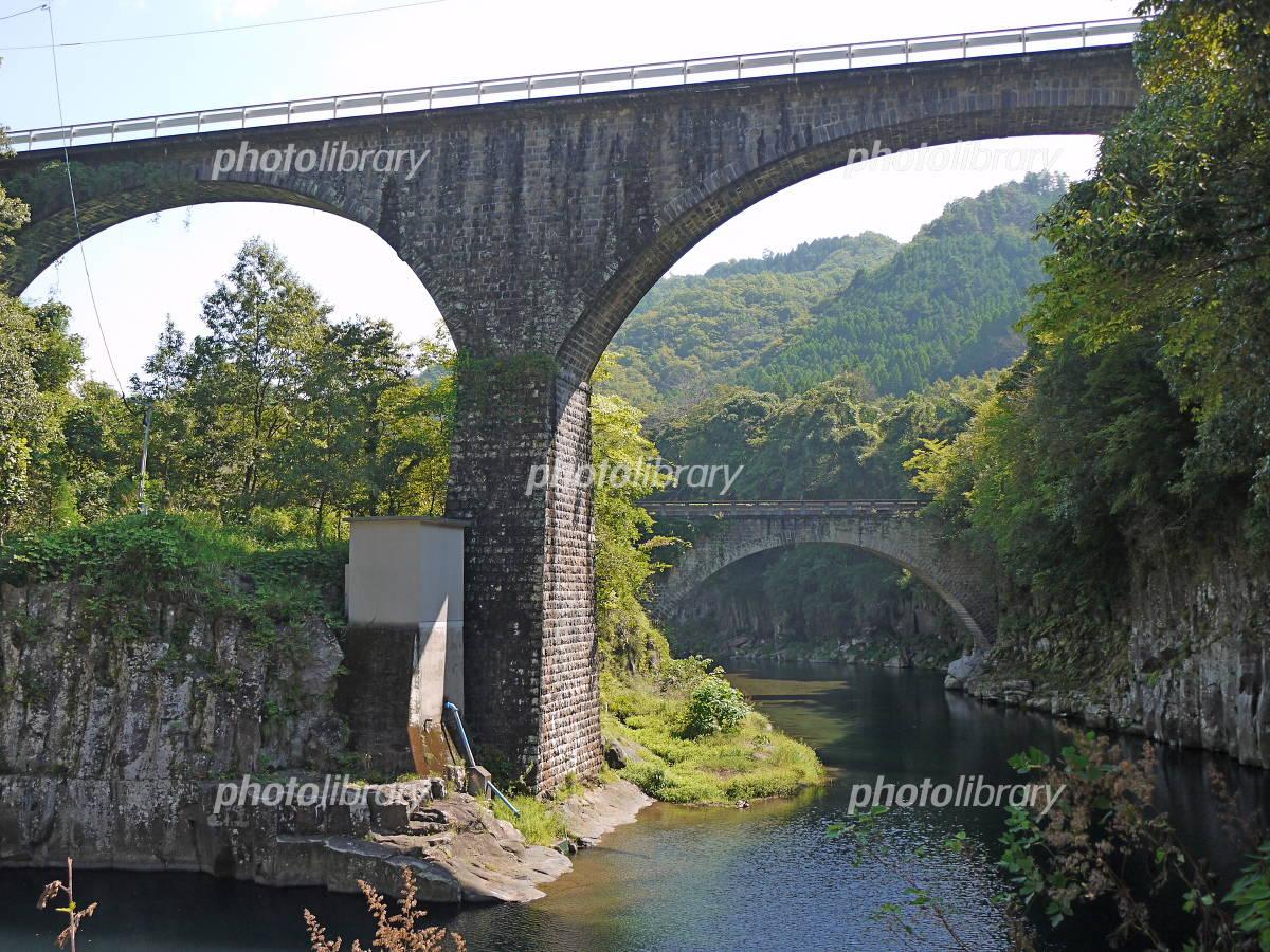 轟橋と出会橋 写真素材 [ 1006131 ] - フォトライブラリー photolibrary