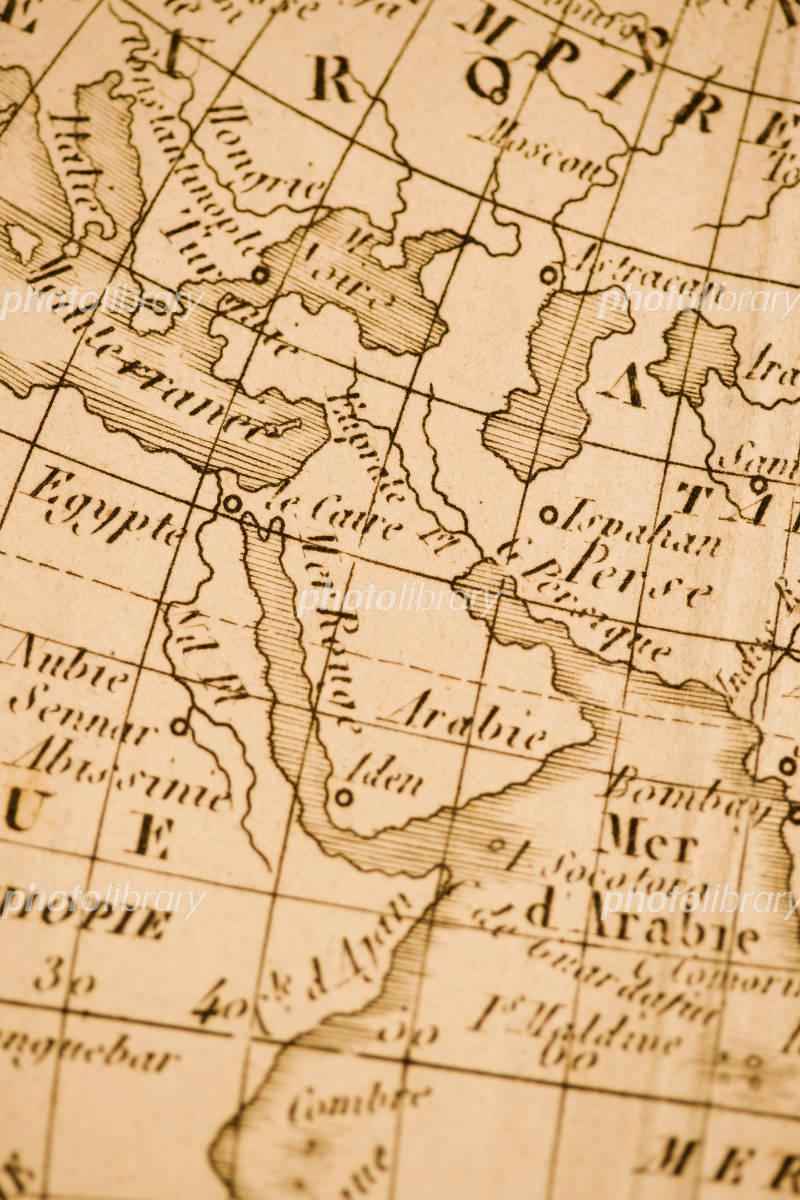 世界 地図 中東