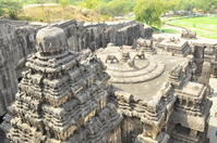Ellora Caves Stock photo [998587] India