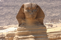 The Sphinx Stock photo [1006104] Egypt