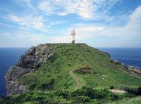 Great Sezaki Lighthouse Stock photo [1006709] Goto