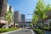 Amagasaki Station Stock photo [1008988] Skyline