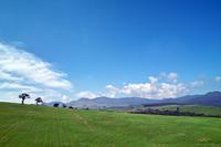Plateau blue sky Stock photo [1009810] Plateau