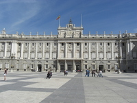 Spain Royal Palace Stock photo [1010422] Spain