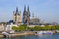Streets of Cologne Stock photo [1012629] Europe