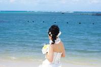 海辺の花嫁