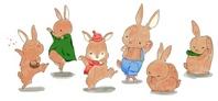 Hilarity rabbit [1113977] Rabbit