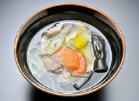 Contact soup of pork Stock photo [1114309] Contact