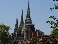 Ayutthaya ruins Stock photo [1114932] World