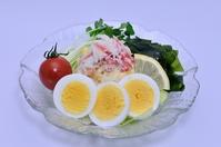 蟹たまごサラダ