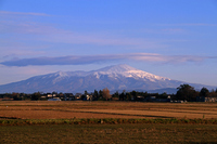 Mt.Chokai Stock photo [1118533] Yamagata