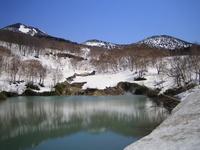 Towada thaw Stock photo [1119807] Towada