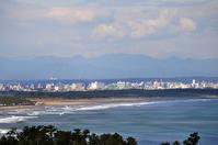 Miyazaki city as seen from the Qingdao coast Stock photo [1123561] Sea