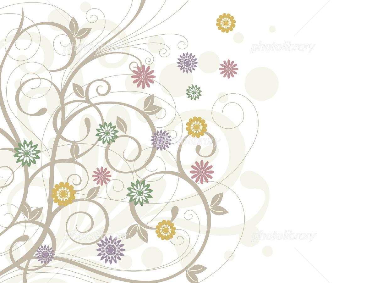 秋の花 イラスト素材 [ 1219838 ] - フォトライブラリー photolibrary