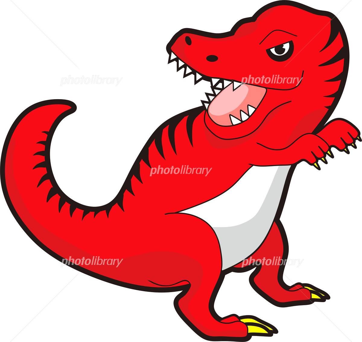 恐竜イラスト イラスト素材 1223875 フォトライブラリー Photolibrary
