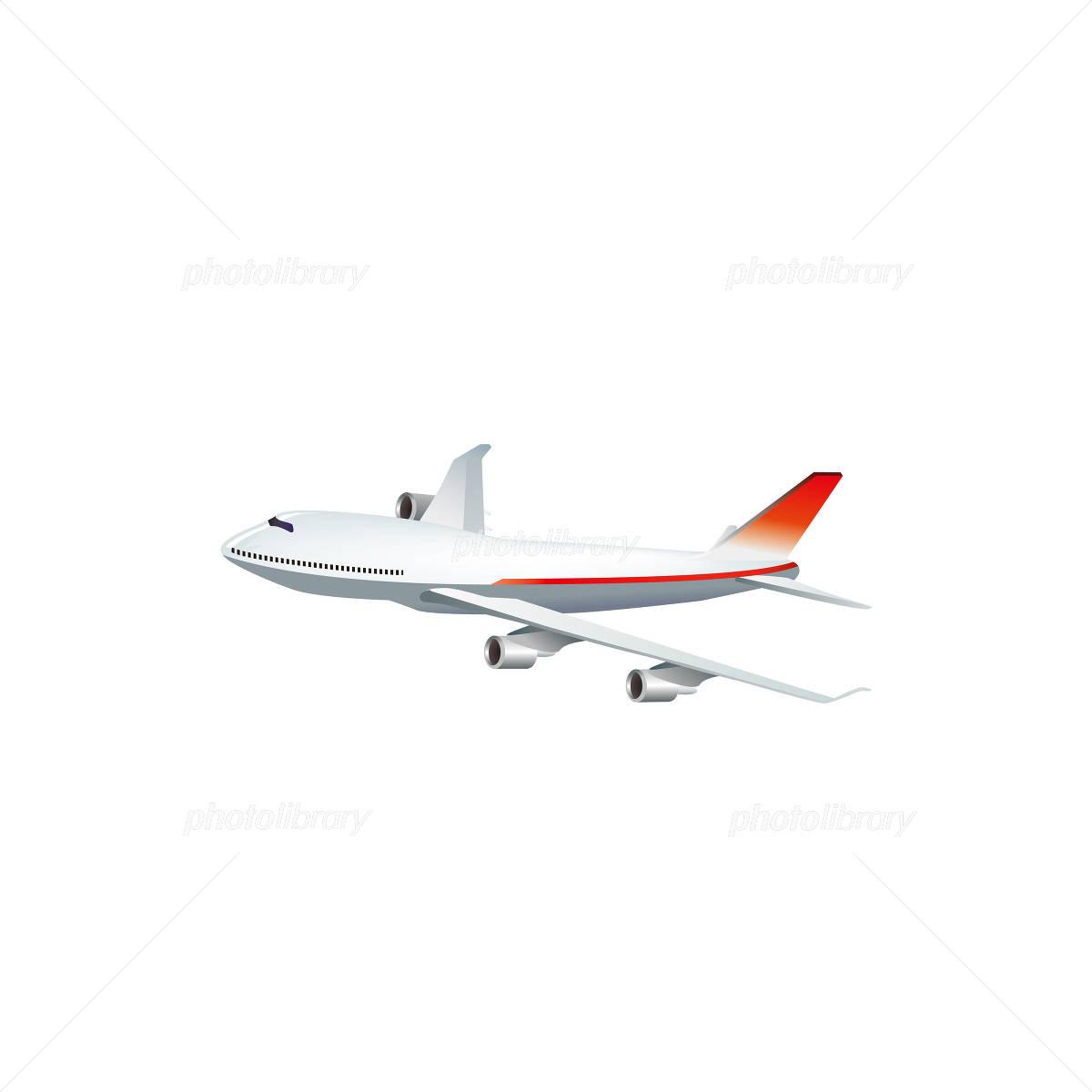 航空機のイラスト イラスト素材 1225697 フォトライブラリー
