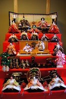 Hina dolls Stock photo [1219341] Hina