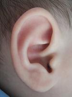 Children's ear Stock photo [1220407] Ear