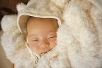 baby sleep Stock photo [1220532] Baby