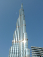 Burj Khalifa Stock photo [1220562] Dubai