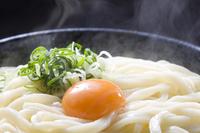 Kama-dama Udon Stock photo [1222137] Wheat