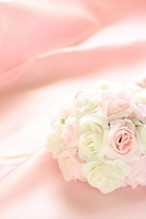 Artificial flowers wedding bouquet Stock photo [1222814] Making