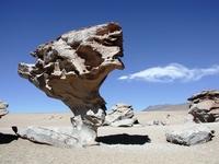 Uyuni rock formations Stock photo [1227645] Uyuni