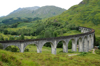 Glenfinnan Viaduct Stock photo [1229686] Glenfinnan