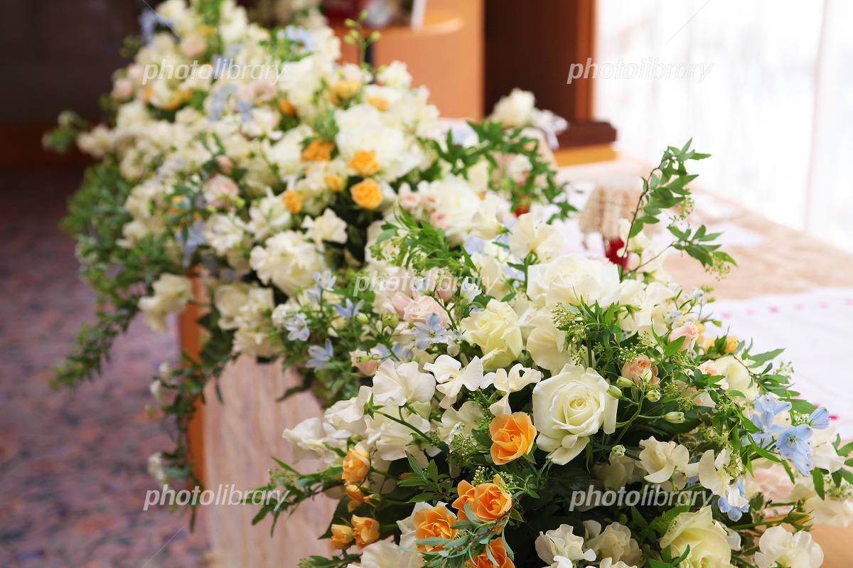 Wedding Takasago flower Photo