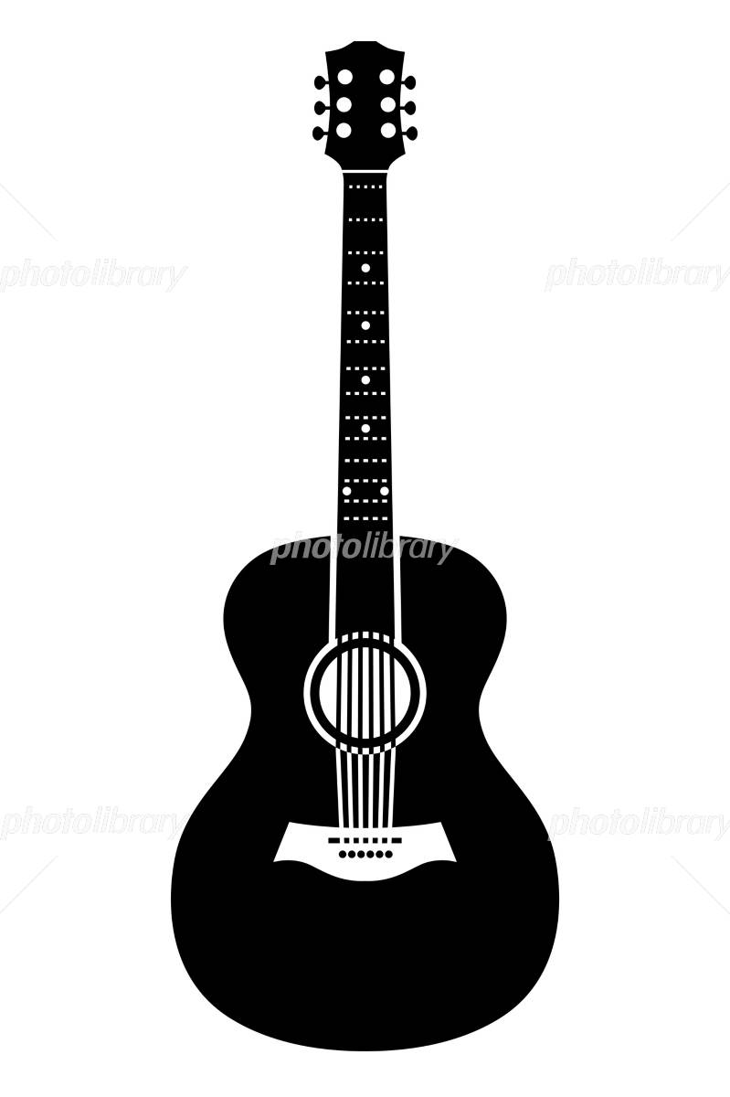 アコースティックギター イラスト素材 1320504 フォトライブラリー