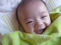 Grin Stock photo [1312731] Baby