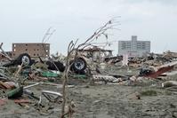 Great East Japan Earthquake Stock photo [1314354] Earthquake