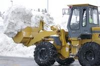 Snow removal Stock photo [1317675] Snow