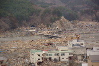 Great East Japan Earthquake Stock photo [1318113] Earthquake