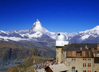 Gornergrat Matterhorn Stock photo [1319295] Landscape