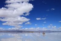 Bolivia Uyuni salt lake Stock photo [1320648] South