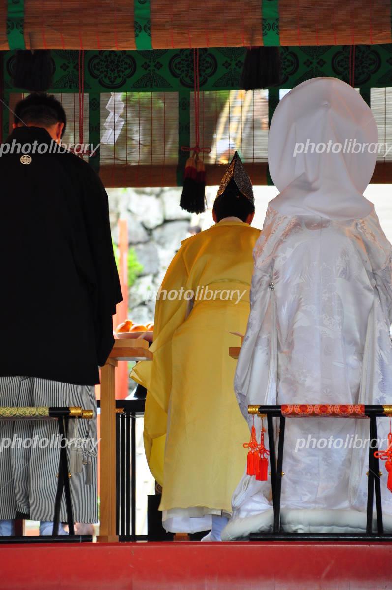 Shinto wedding Photo