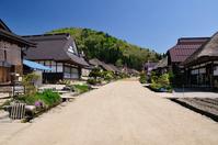 Ouchi inn Stock photo [1398843] Fukushima