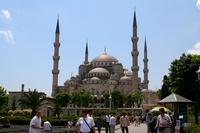 (Turkey) Blue Mosque (Sultan Ahmet Mosque) Stock photo [1401110] Blue
