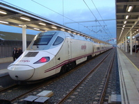 Spain of express train RENFE Stock photo [1401910] Spain