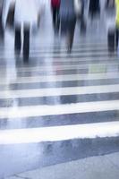 People walking in the rain Stock photo [1402334] Rain