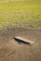 Pitcher's mound Stock photo [1402378] Sport