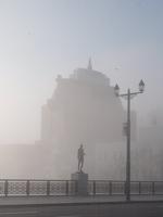 4459 Nusamaibashi of fog Stock photo [1404292] Fog