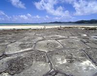 Kume Island of Tatamiishi Stock photo [1405061] Stone