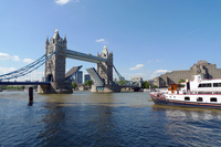 United Kingdom of Tower Bridge Stock photo [1407520] United