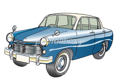クラシックカー 車 イラスト イラスト素材 1496000 無料 フォト