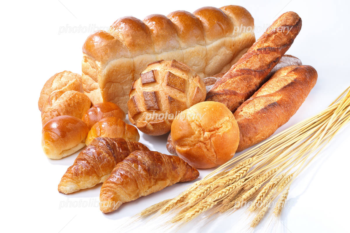 パン 素材