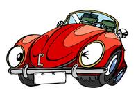 Car illustrations [1496007] Car